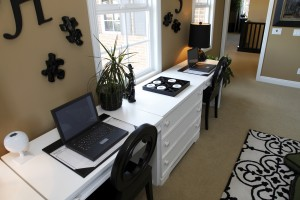 work from home environment